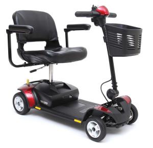 Pride Go-Go Elite Traveler 4-wheel scooter